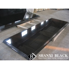 Shanxi Black Granite Slabs gravestone