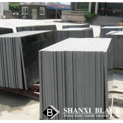 2cm thick polished shanxi black