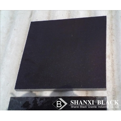 G777 shanxi black granite tiles