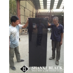shanxi black tombstone manufacturer from