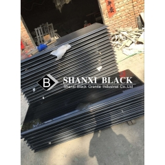 best shanxi black granite factory