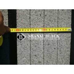 shanxi black tiles flamed finish